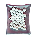 #8: Necklace Beads 30 Pieces Bases for Jewellery Making by GBR