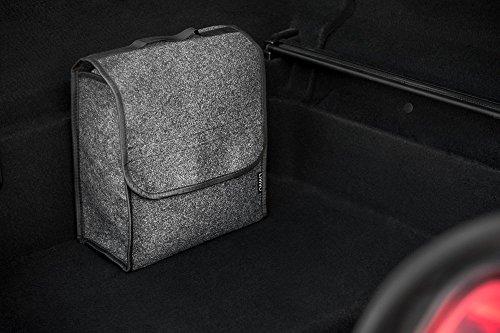Sac de rangement de coffre de voiture de haute qualité avec fermeture à clapet sécurisée