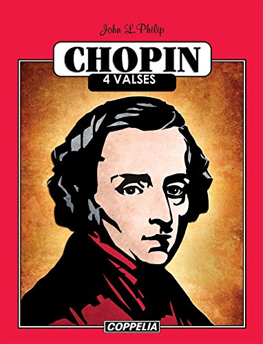 Chopin Easy Piano - 4 Valses