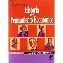 Historia del pensamiento económico (Economía. Serie Historia económica)