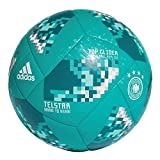 adidas Herren WC 18 Dfb Ball, Eqt Green/White, 5