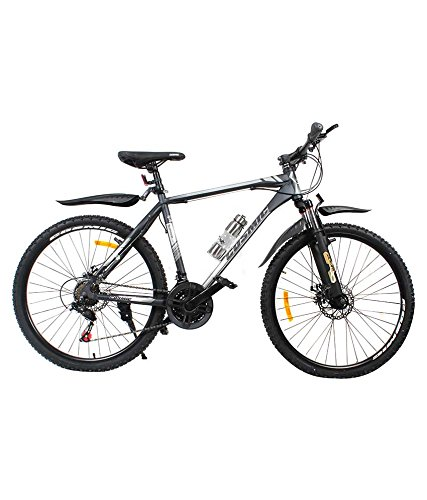 Cosmic Eldorado  Mountain Bikes, 26-inch (Grey/White)