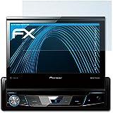 2 x atFoliX Film Protection d'écran Pioneer AVH-X7700BT / X7800BT Protecteur d'écran - FX-Clear ultra claire