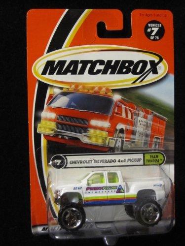 chevrolet-silverado-4x4-pickup-white-snowboards-tampo-matchbox-team-tundra-series-7-by-matchbox