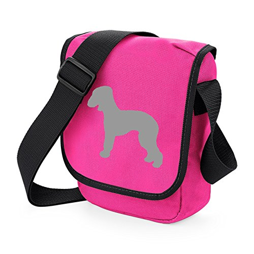 Bag Pixie - Borsa a tracolla unisex adulti Pink Bag