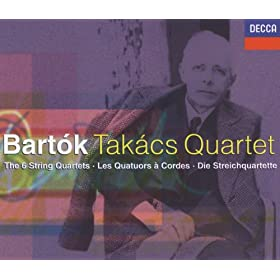 Bart�k: The String Quartets (2 CDs)