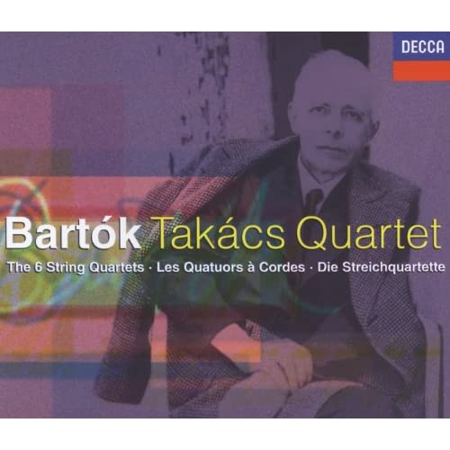 Bartók: String Quartet No.5, BB 110 (Sz.102) - 3. Scherzo