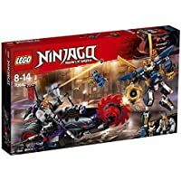 LEGO Ninjago - Killow vs. Samurái X, única (70642)