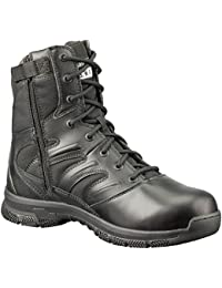 "Original S.W.A.T.Force 8"" Side-Zip En -  Botas de trabajo hombre"