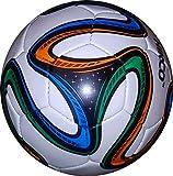 Hikco PVC World Cup Football Multicolor