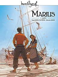 M. Pagnol en BD : Marius - Volume 01 par Serge Scotto