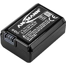 Ansmann A-Son NP FW 50 Batterie pour Appareil Photo / Caméscope 7,4V 900 mAh