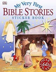My Very First Bible Stories Sticker Book