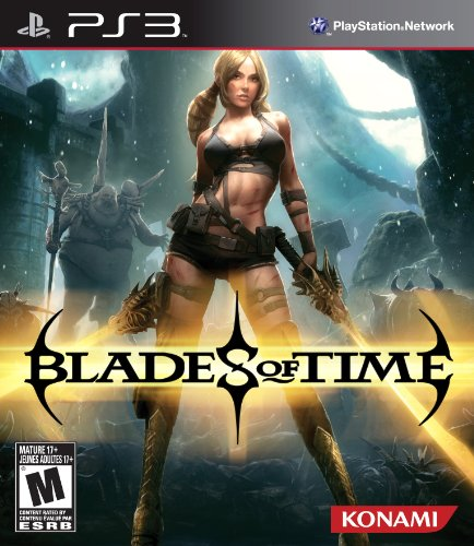 Blades of Time Nla - Blades Time Of
