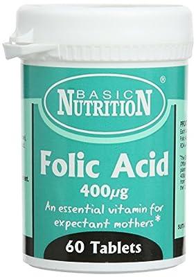 Basic Nutrition Folic Acid from Premier Health