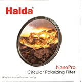 Haida Ultra Slim Nano Pro CPL–77mm–Filtre Polarisant Circulaire la dernière génération