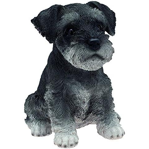 Cane Cucciolo di Schnauzer Cm.17,5