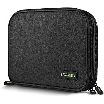 Visenta Cable Organizer Case Portable Case Easy Universal