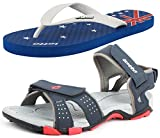 #3: Lotto Men's Combo Of Sandal & Slipper GT7144_1353S