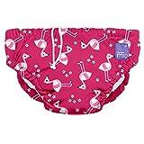 Bambino Mio, costumino lavabile, fenicottero rosa, L (1-2 anni)