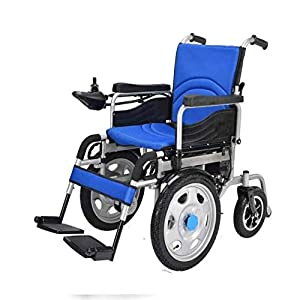 Folding Portable Intelligent Electric Wheelchair Car Disabled Elderly Scooter