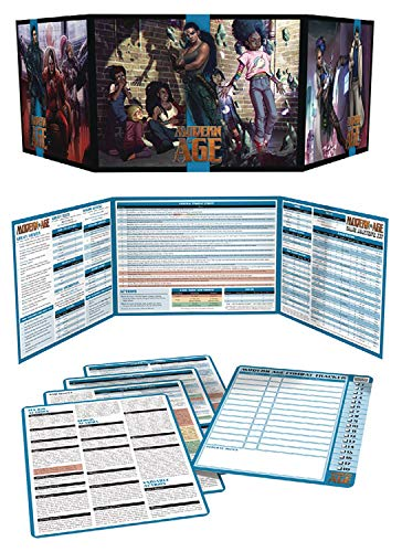 Modern Age RPG Game Master's Kit - Game Rpg Master