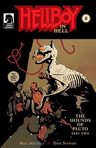 Hellboy in Hell #8 (English Edition) por Mike Mignola