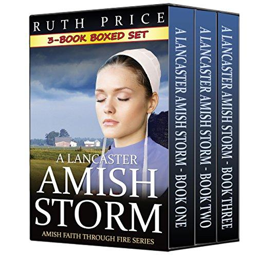 A Lancaster Amish Storm 3 Book Boxed Set Bundle Amish Identity 1