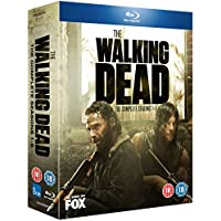The Walking Dead Season 1-5 on Blu-Ray