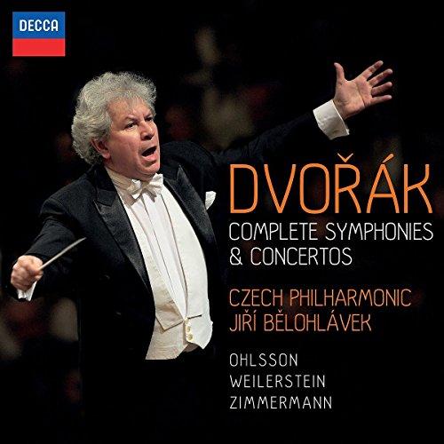 ymphonien und Konzerte (Dvorak-sinfonien-box-set)