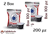 Caffè Borbone - Miscela Rossa - Capsule Nespresso - 200 pz (2x100)