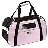 HUNDE TRANSPORTBOX HUNDEBOX Haustiertragetasche KleintiereBox für Hunde Katzen Tragetasche Haustier Tragetasche Pet Travel tragbare Tasche Reise Trägerkäfig Airline Approved Weich Pet Carrier