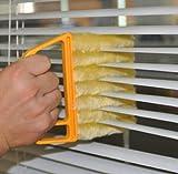 Generic lavabile Multifation detergente per pulizia spazzola per tapparelle climatizzatore otturatore multifunzionale di attrezzi per la polvere spazzola di pulizia