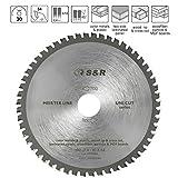 S&R Kreissägeblatt 190x30x2,4mm 54T zum Sägen in Multimaterial, Uni Cut