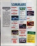 AUTO JOURNAL (L') N? 19 du 01-11-1989 COMPARATIF 605 SL XM SEDUCTION R 25 GTS - LES GRANDES VOITURES PAS TROP CHERES - MINI VIGNETTE - MAXI CONFORT - QUELS PNEUS CHOISIR POUR L'HIVER - 105 LA PETITE PEUGEOT POUR 91 - ESSAI FERRARI 348 ENCORE MIEUX - ACTUALITES - A JJ INFO - AJ PREMIERE - A J COURRIER - NOS LECTEURS ONT LA PAROLE - PROTOTYPES - PEUGEOT 105 - MERCEDES CLASSE S ALFA ROMEO SPIDER - LA CAPISTA - J'AI CONDUIT - LES NOUVELLES ROVER 200 - LAND ROVER DISCOVERY - BMW 318 I S - DOSSIER ...