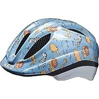 KED Meggy II Trend Helmet Kids Blue Animals 2018 Fahrradhelm