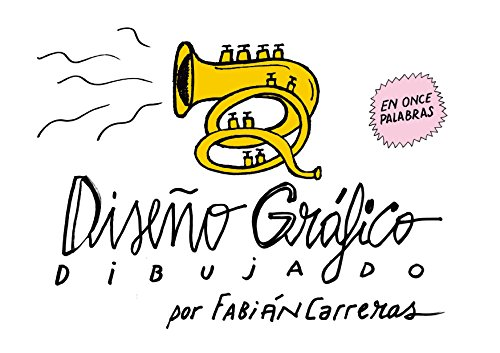 Diseño gráfico dibujado: Once palabras por Fabián Carreras