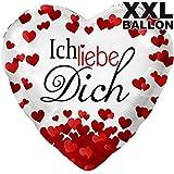 Ich Liebe Dich Ø 71cm | Folienballon | Helium Geeignet