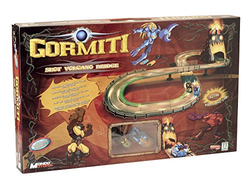 Mondo - 66023 - véhicule Miniature - Circuit Gormiti Bridge
