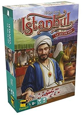 Istanbul - Jeu de dés