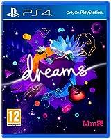 Sony, Dreams, Jeu de création et d'aventure sur PS4, Version physique, 1-2 joueurs, Mode solo, PEGI 12