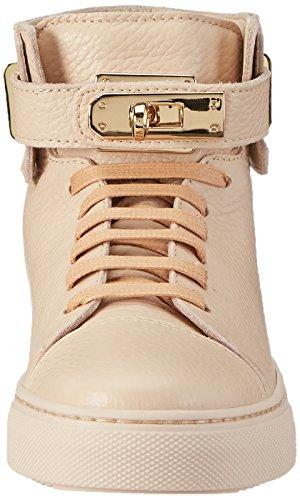 Stokton Damen 657-d Hohe Sneaker Beige (Cipria)