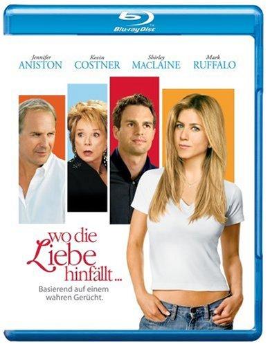 Wo die Liebe hinfällt ... [Blu-ray]