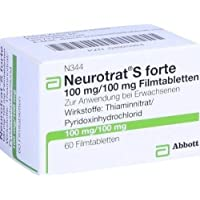 NEUROTRAT S FORTE 60St Filmtabletten PZN:4925924 preisvergleich bei billige-tabletten.eu