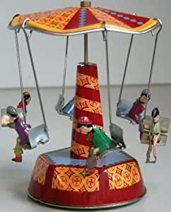 Carousel Series Italian Tin Toy 3 of 3