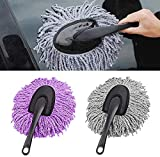 Home Cube® 1 Pc Car Wash Cleaning Brush Microfiber Dusting Tool Duster Dust