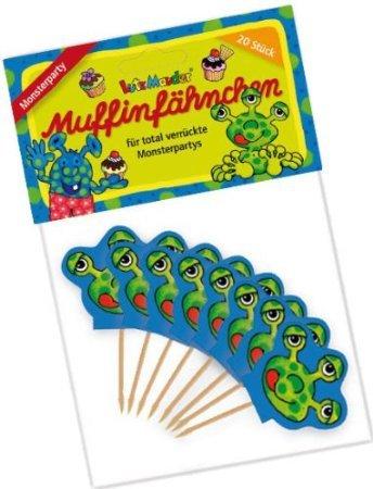 Lutz Mauder Lutz mauder11199Monster Muffin Flaggen (20)