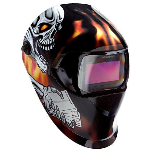 Preisvergleich Produktbild 3M Speedglas 100V Aces High, Schweißmaske, H751720