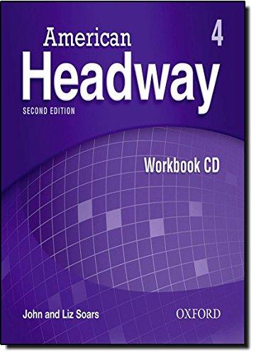 American Headway 4. Workbook Audio CD 2nd Edition (American Headway Second Edition)