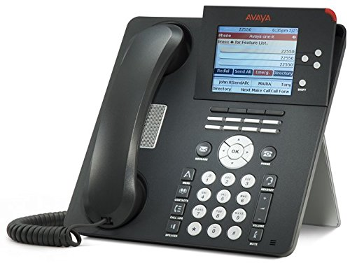 AVAYA 9620C 9620D03C-1009 700461205 Charcoal Display Business Phone FREE US SHIP